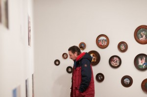 Open Eye Gallery: Monthly Exhibition Tours
