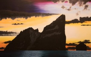Corke Gallery: Edge of The Known World: New Landscapes from China and St Kilda