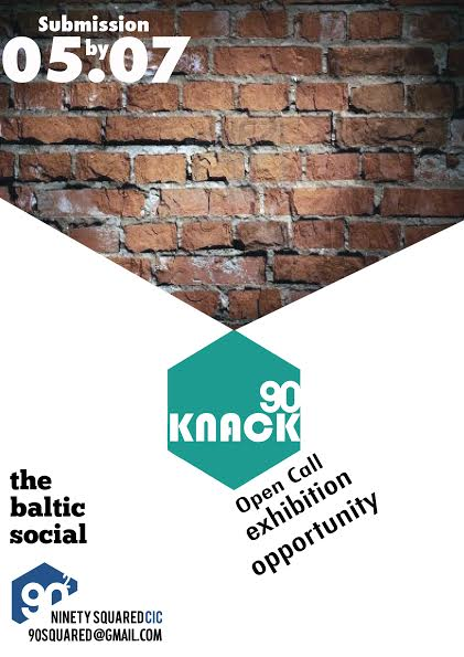 Knack Exhibition: Call for Artists
