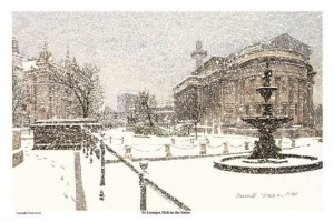 St George's Hall: The Art of Frank Green