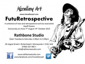 Rathbone Studio: FutuRetrospective