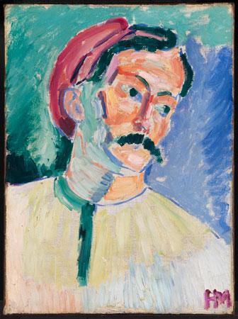 Henri Matisse, 1869-1954 André Derain 1905 © Succession Henri Matisse/DACS 2015