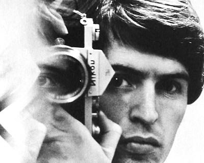 Mike McCartney Selfie Image