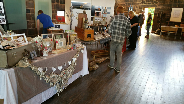 Birkenhead Priory Craft Fair