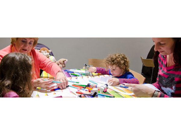 Lady Lever Art Gallery Family Events for August 2015