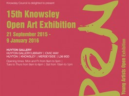 15th Knowsley Open Art Exhibition