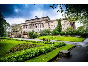 St Johns Gardens, St George's Liverpool