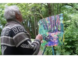 Artist Steve Bower Exhibition