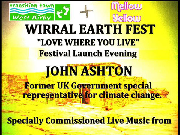 Wirral Earth Fest 2015