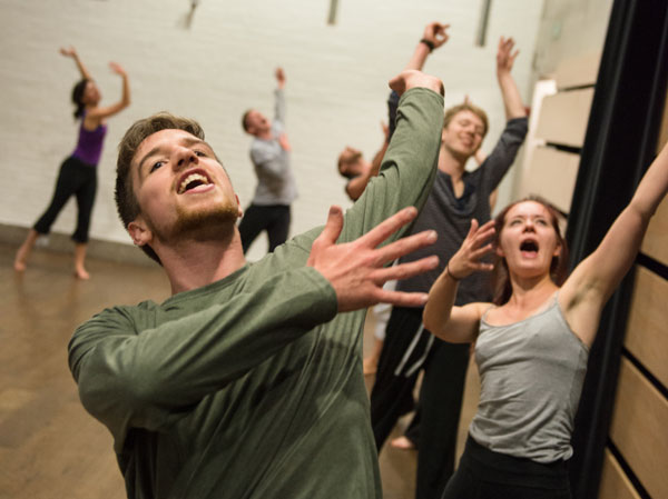 Physical Theatre workshop- Tmesis Theatre