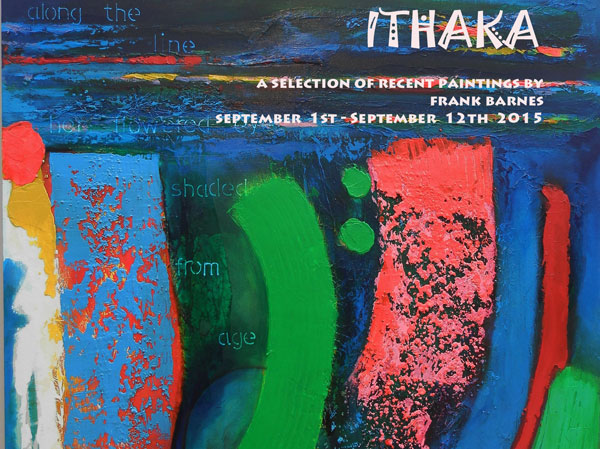 Arthouse Gallery: Ithaka Collection - Paintings by Frank Barnes