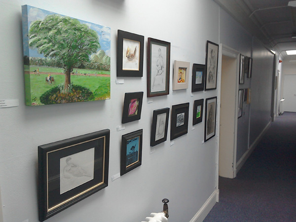 The Art Room: Art Courses with Paul Gatenby