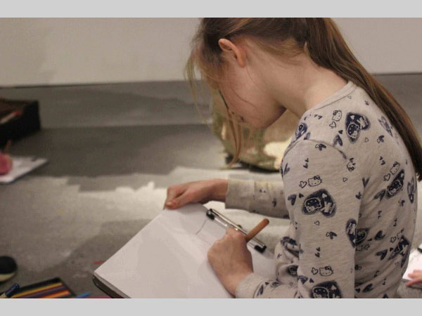Bluecoat: Family Workshop - Art & Philosophy for Children