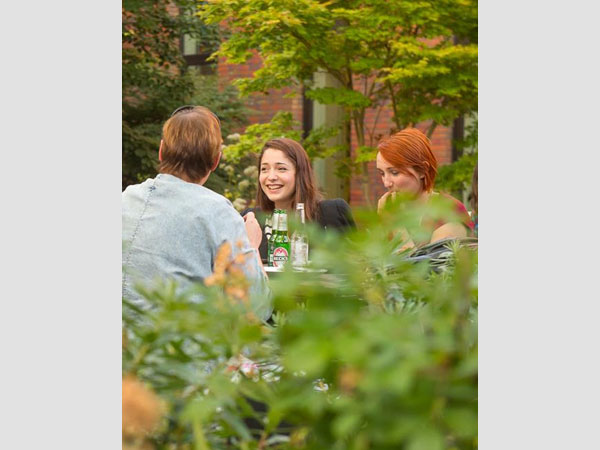 Bluecoat: Fridays - Music in the Garden