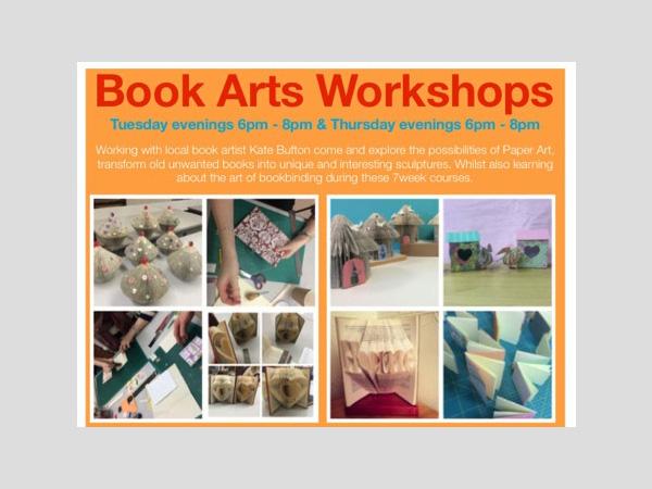 Book Arts Workshops