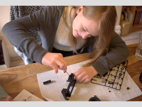 dot-art at Bluecoat: Build Your Own Camera with Rachel Brewster