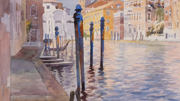 Lady Lever: Touring Venice