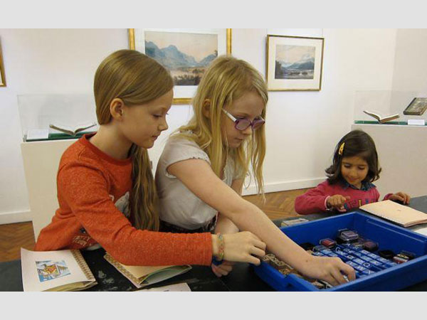 Victoria Gallery & Museum: Family Events for August 2015