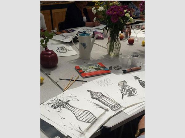 Williamson: Autumn Drawing Classes