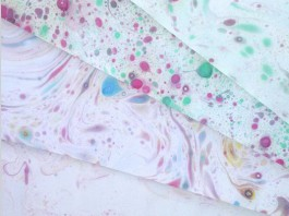 Artwork Studios: Marbling Course