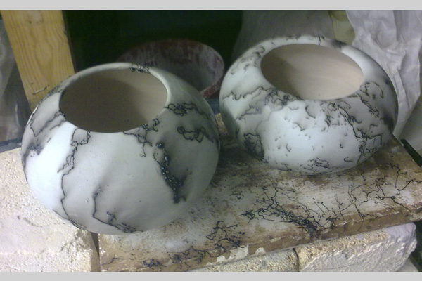 baltic clay pots