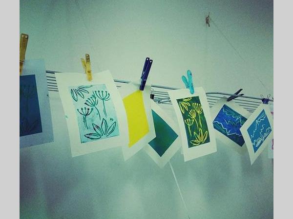 Bluecoat: Workshop - Tabletop Printmaking
