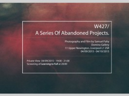 Domino Gallery: W427/A Series of Abandoned Projects by Samuel Fahy