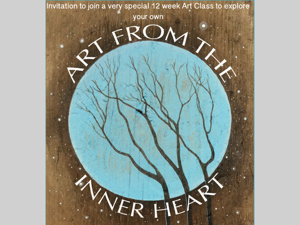 Art From The Inner Heart: Art courses in Liverpool & Maghull