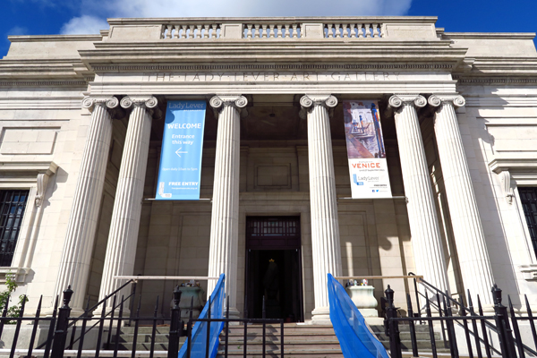 Lady Lever Gallery: Free Family Events, July 2016