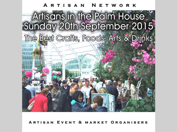 Sefton Park: Artisans in the Palm House