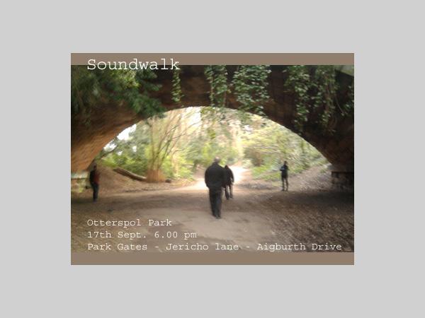 Soundwalk: Take Me to the River part 1