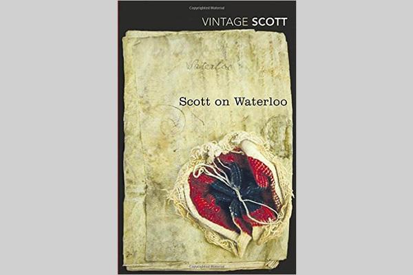 Victoria Gallery: Talk - Paul O'Keeffe: 'Waterloo & Walter Scott'