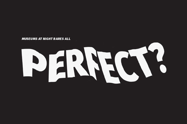 Williamson Gallery: Special Event: Perfect? Featuring work by Davy & Kristin McGuire
