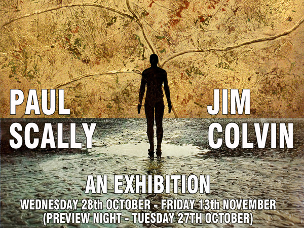 Arthouse Gallery: Viewing - Painting and Photography by Paul Scally and Jim Colvin