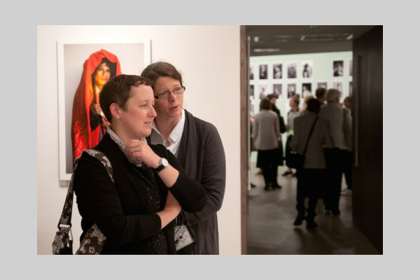 Open Eye: Monthly Exhibition Tour with Homotopia