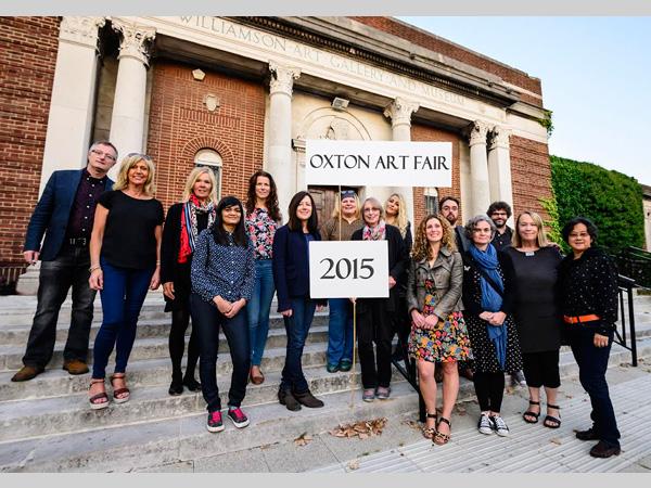 Williamson: Oxton Art Fair 2015