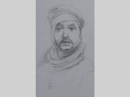 The Art Room: One-off Portrait Drawing Workshop with Paul Gatenby