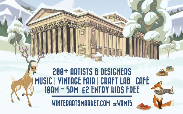 winter arts market 2015