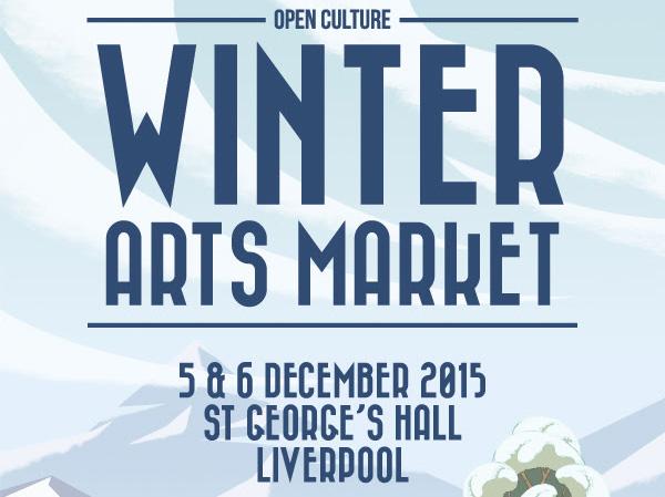 St George's Hall: Winter Arts Market