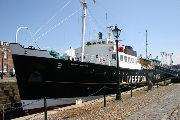 Liverpool Pilots at Maritime Museum