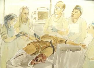 War, Art and Surgery – Julia Midgley