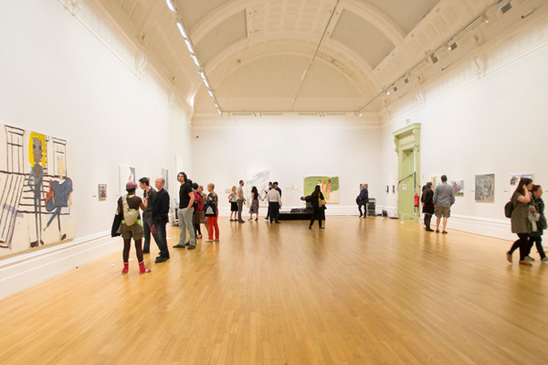 John Moores Painting Prize at the Walker