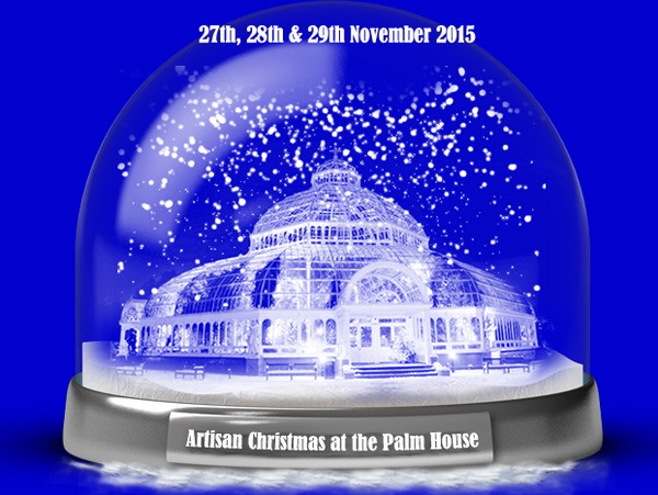 Sefton Park Palm House: Artisans in the Palm House - 3 day Christmas Event