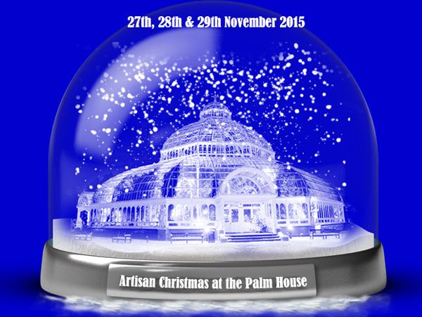 xmas palm house