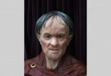 Geoffrey Dutton – a facial reconstruction from a 13th century knight.' (Geoffrey Dutton)