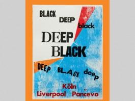 Contemporary Art Space Chester: DEEP BLACK [Tiefschwarz], Printmakers Exhibition