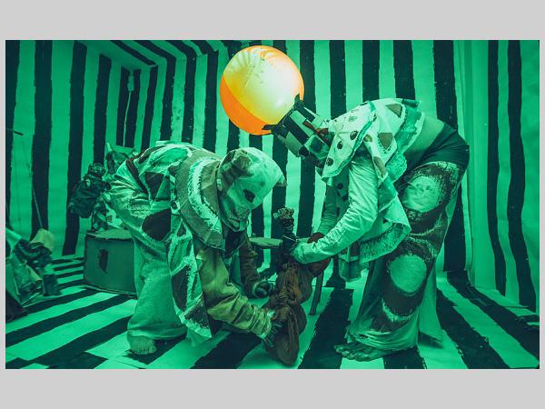 Bluecoat: Liverpool Biennial Artists Talk