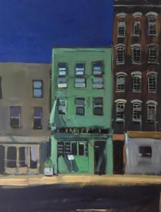 New York - Dominic Burkhalter