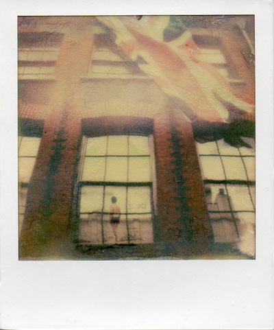 Emulsion Lift. The Impossible Project