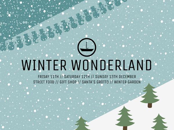 Great Baltic Warehouse: Independent Liverpool Winter Wonderland